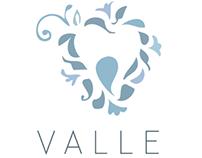 Logotipia Valle Clínica Odonto