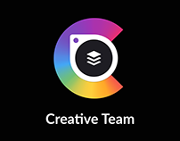 Creative Team Logo Concept