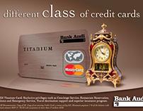 Audi Bank Egypt (Master Card)
