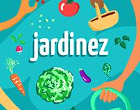 POTAGEZ! // application pour jardins partagés