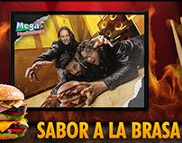 Mega Hamburguesa - Sonora | Prom Poster