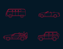 Car Iconset