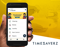 Timesaverz Customer App