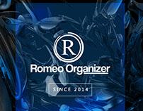 Branding Romeo Organizer