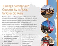 CH2M Ad for Alaska Alliance