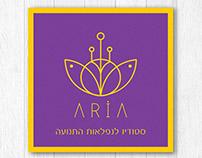 Aria Studio - Branding