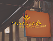 Nusantara - Brand Identity
