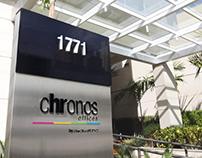 Edifício Comercial Chronos -Sinalização