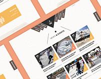 Sk8prk Plainpalais - Web Design