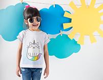 Cat T-Shirt Design Maker