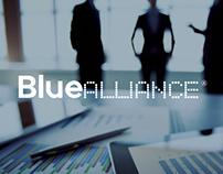 BlueAlliance | Logotipo e Estacionário