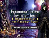 Paranormal Crime Investigation
