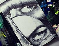 Mini-sketchbook 2016