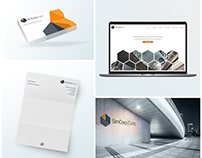 Concept - Investment management company branding