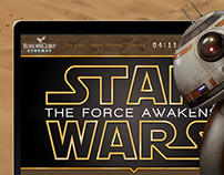 Website - EuropaCorp, Star Wars 7
