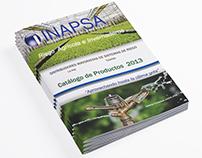 Catálogo INAPSA - Riego y Agricultura 2013