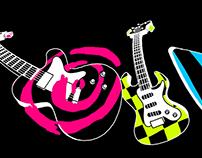 3Arena Dublin // Visuals 2015 - Rock
