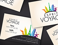 Esprit Voyage / Business Card