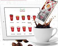 Café La Flor de Córdoba. Web Corporativo