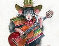 """The Rats"" #5"