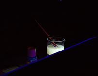 UV Live Painting