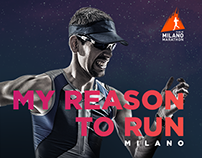 Milano Marathon - Website proposal