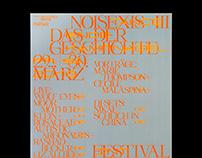 Noisexistance III: Theorie und Praxis des Lärms