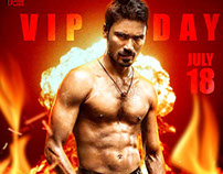 Dhanush VIP Common DP
