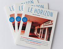 Le Horizon // Semesterarbeit