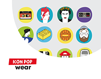 Ux Research - Icon Pop Wear | parte 1