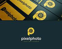 Pixel Photography Logo