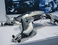 ANIMA Future spaceship concept