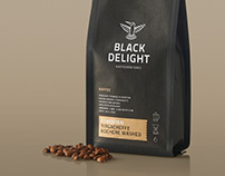 Black Delight – Corporate Design & Packaging