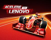 Acelere com Lenovo