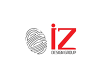 "LOGO ""IZ GROUP"""
