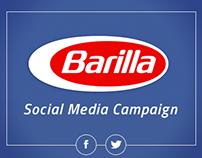 Barilla - Social Media Campaign