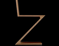 ZIGZAG CHAIR by Gerrit T. Rietveld - 1934
