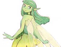 Ginkgo Fairy