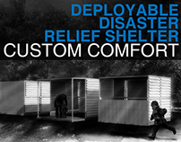 Custom Comfort: Deployable Disaster Relief Shelter