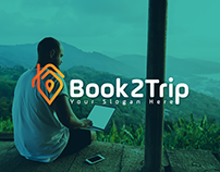 Book2Trip - Logo