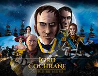 Afiche no-oficial Lord Cochrane