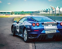 Racing Cars Photography