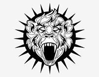"""Logo """"Macaque"""""""