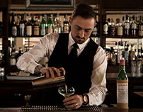 Maxim- The Well-Dressed Bartender- Hemingway Daquiri