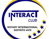 Logo para INTERACT, El Tigre.