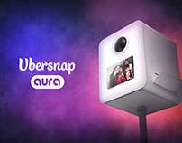 Ubersnap Aura Photo booth