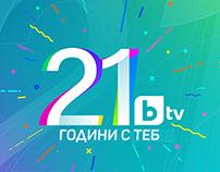 21 years bTV