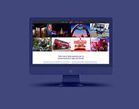 Cube Comunicazione website
