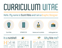 Curriculum Vitae // Updated Version
