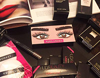 Asma Lashes Package Design by Roones